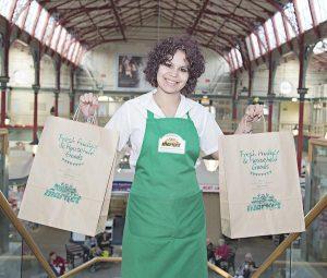 Accrington Market Kirsty Lauder personal shopper